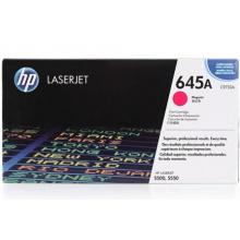 惠普(HP)LaserJet C9733A 红色硒鼓 645A(适用Color LaserJet 5500 5550)